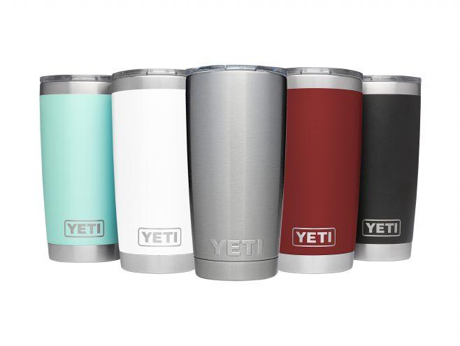 Introducing the YETI DuraCoat Colour Rambler Range Over-engineered